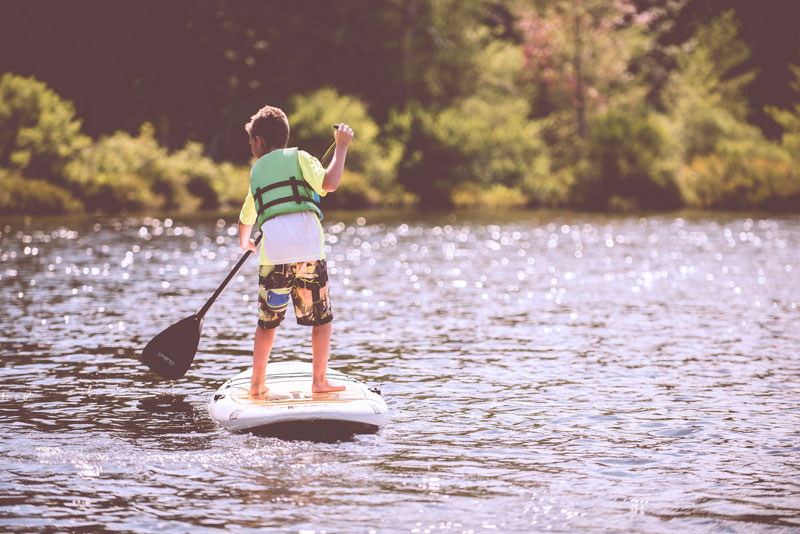 Best Stand up paddle boards for Kids & Teenagers